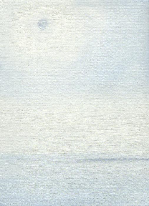 olieverf op linnen, 19cm x 15cm